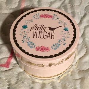 New Pretty Vulgar The Powder Room Setting Powder